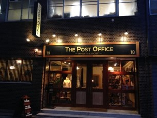 「THE POST OFFICE」