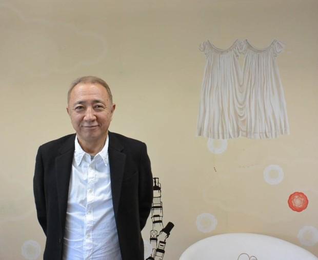 ファッション須賀本人