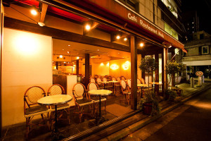 Cafe Madu青山店_外観